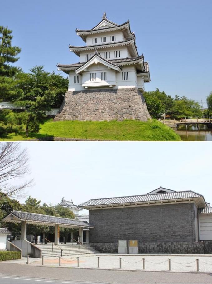 忍城・郷土博物館